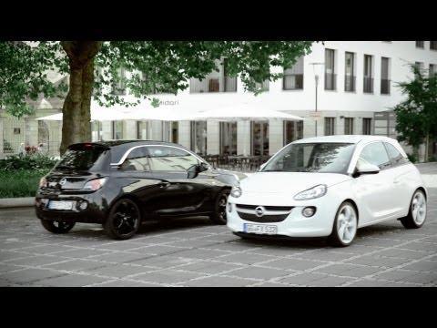 Opel Adam Mini Youtube
