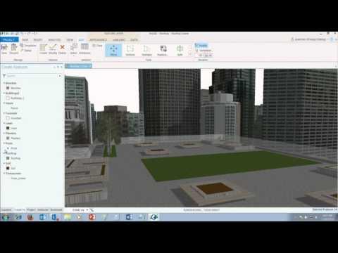 Esri 3D Team Showcase of 3D GIS Technology