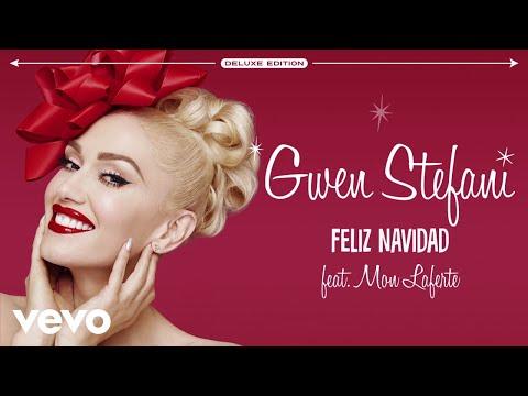 Gwen Stefani - Feliz Navidad (Audio) ft. Mon Laferte