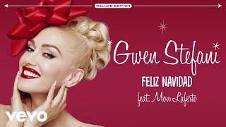 Gwen Stefani - Feliz Navidad (Audio) ft. Mon Laferte YouTube Videos