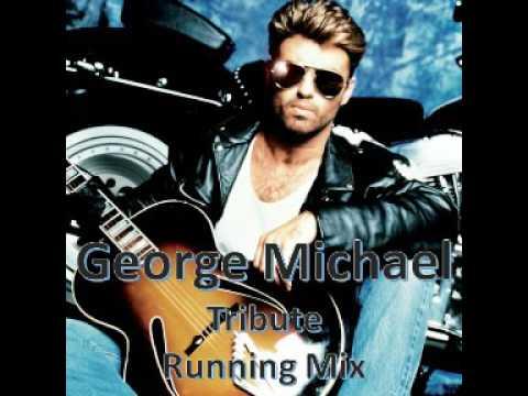 George Michael Tribute 90 bpm running mix