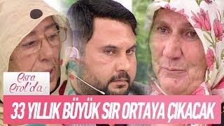 Reşit'in öz annesi olduğu iddia edilen Songül Hanım canlı yayında - Esra Erol'da 3 Ekim 2017
