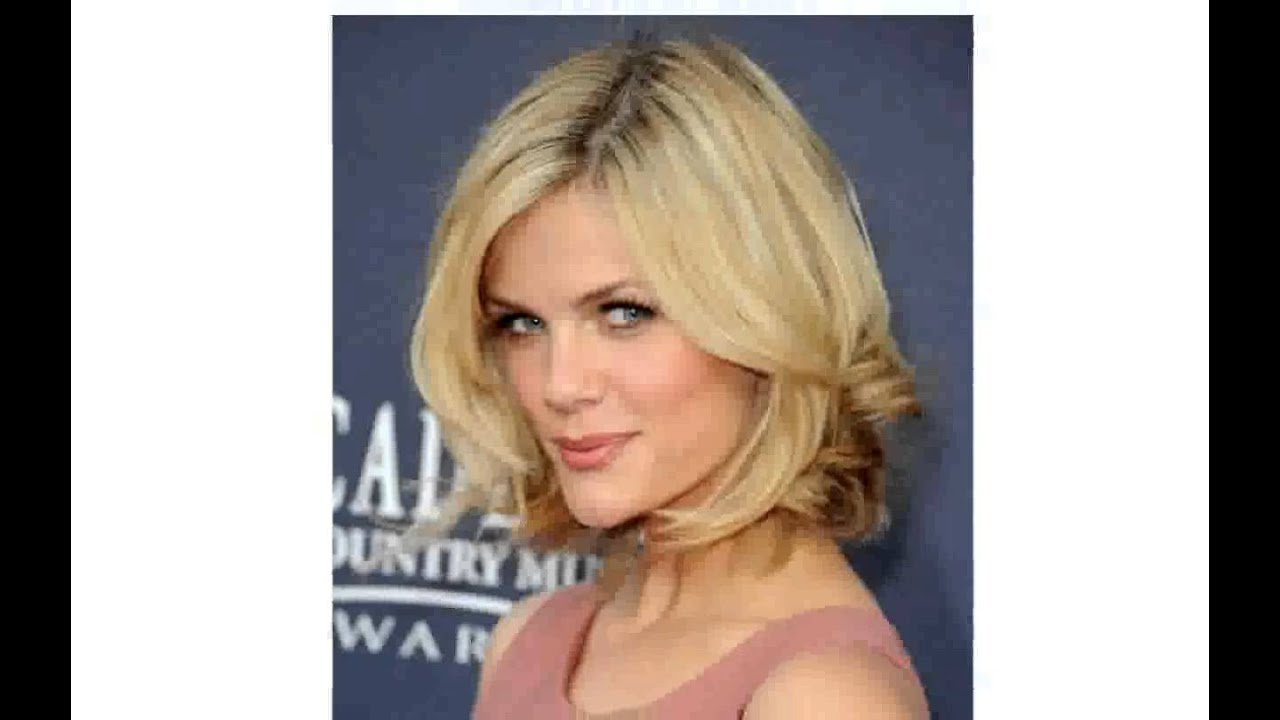 Short To Medium Hairstyles for Fine Hair - YouTube