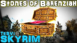 TESV: Skyrim - All 24 Stones of Barenziah - No Stone Unturned Guide (Re-Dub)