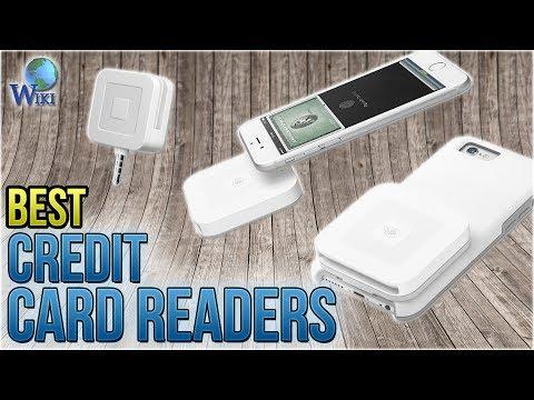 6 Best Credit Card Readers 2018