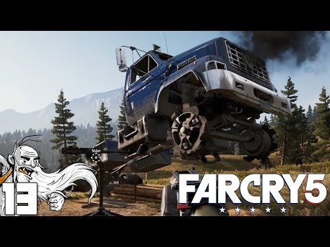 WORLD'S GREATEST VIDEO GAME DRIVER!!! - Let's Play Far Cry 5