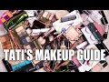 ULTIMATE Drugstore MAKEUP GUIDE | Tati's Favorites
