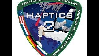 Haptics-2 Live Stream - Kimiya Yui - ESA Telerobotics Lab - 14th August 2015