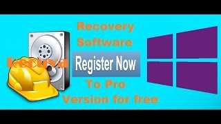 How to register Recuva File recovery software to pro version for free