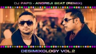 DJ Paps - Angreji Beat (Remix) Promo