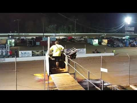 Lake Cumberland Speedway Super Late Model Feature 8/31/19