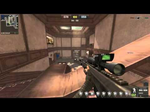 BARRETT M82A1 PB GARENA - YouTube
