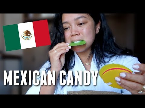 Trying Authentic Mexican Candy! - itsjudyslife thumbnail