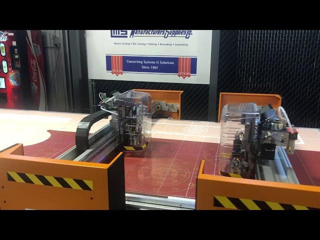 ATOM Flashcut FLEX 2H 4015 S High Production Digital Cutting Table