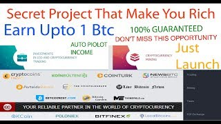 Earn 1 Bitcoin | Octoin | YOUR RELIABLE PARTNER IN THE WORLD OF CRYPTOCURRENCY