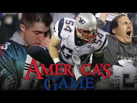 The 2004 Patriots Beat the Eagles in Super Bowl 39 to Cement a Dynasty | America's Game | NFL Films