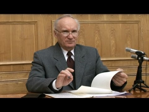 Диалог с протестантами ч.2 (IV курс МДА, 2006.02.20) - Осипов А.И.