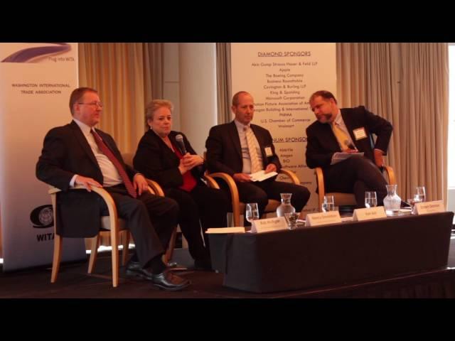 WITA 6.17.16 - Panel: Rob Mulligan, Nancy Donaldson, Ken Ash & Shawn Donnan - 1