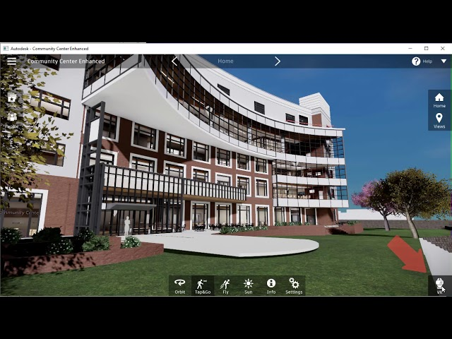 Move from BIM to Virtual Reality with Revit Live