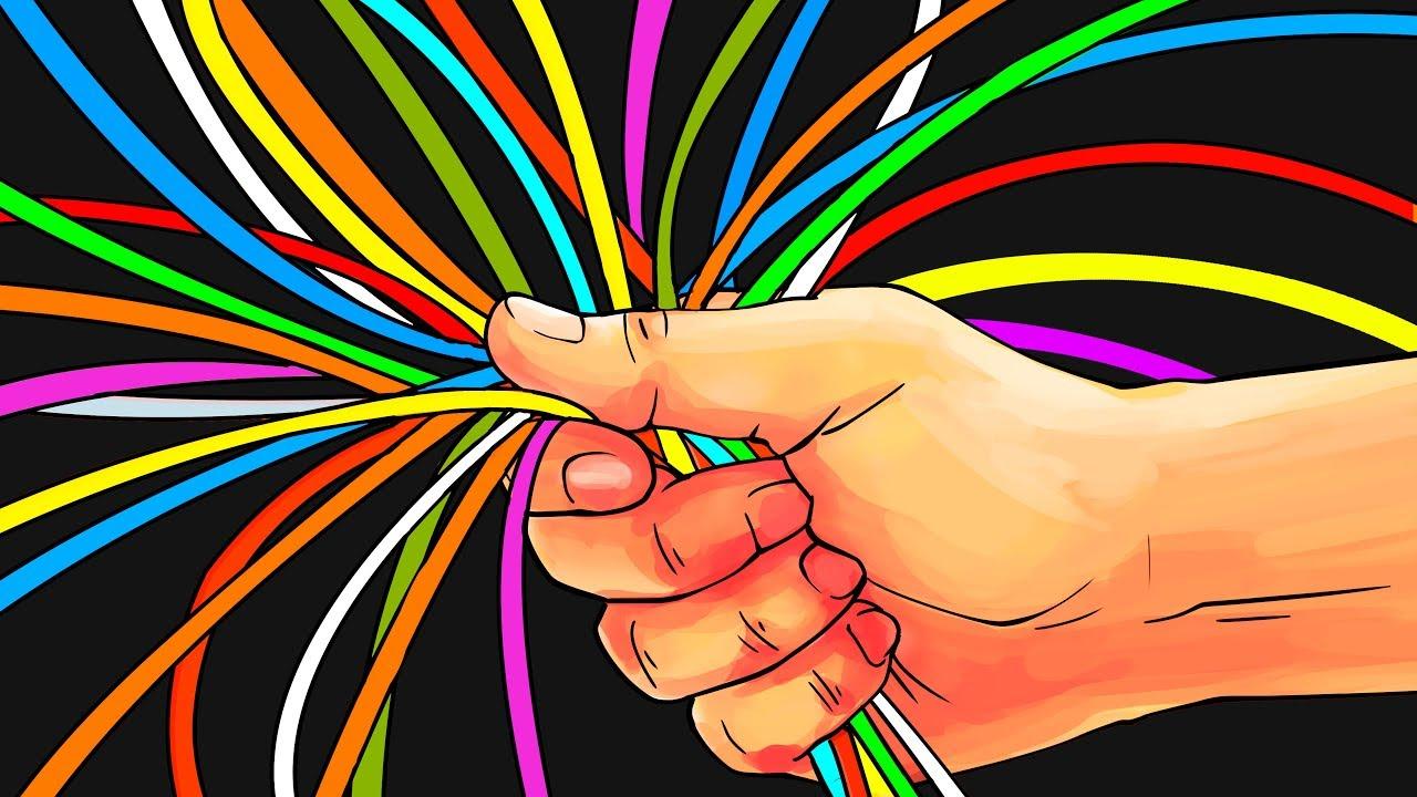 Lý do tại sao mỗi dây điện có một màu sắc riêng