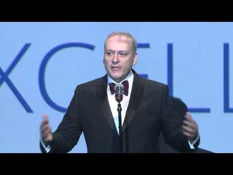 NatCon16  Awards Honoree  Dr. David Williamson
