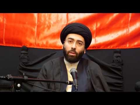 What is Your Price Tag?-Sayed Mahdi Modarresi-Night 6- Muharram 2016