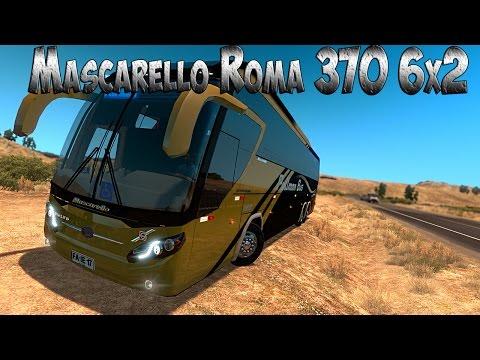 American Truck Simulator Mascarello Roma 370 6x2