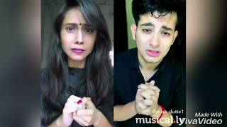 Best Emotional Acting   Musically 😢   Musically Songs    Trending videos