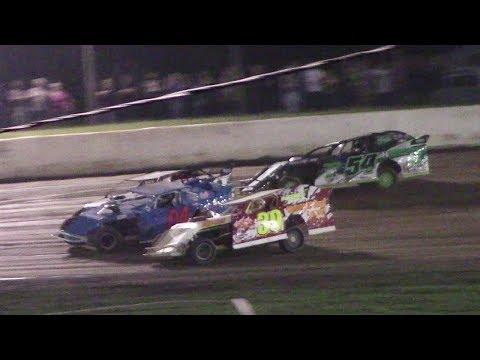E-Mod B-Main One | Eriez Speedway | 9-23-17
