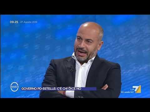 Governo PD-M5S, c'è chi dice NO: l'intervista a Gianluigi Paragone