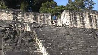 Guatemala Travel - Exploring Ancient Tikal in Guatemala Travel Video