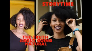Going Natural | Me & My Mom's Hair Journey