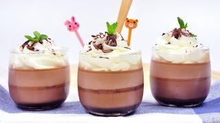 เยลลี่ช็อกโกแลต | เจลลี่ช็อกโกแลต | Chocolate Jelly | เมนูไมโครเวฟ