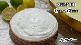 Очень простой рецепт сливочного сыра крем чиз в домашних условиях Как приготовить крем чиз дома