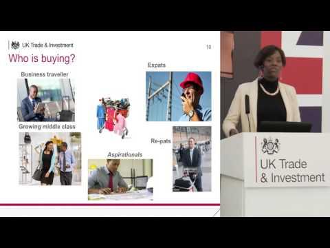 UKTI: Opportunities in the Nigerian retail market
