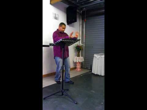 Pastor Berrie