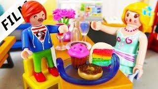 Playmobil Film Deutsch JULIANS HEIßES DATE MIT LEHRERIN? FRAU DIVA IST SCHOCKIERT! 😱  Familie Vogel
