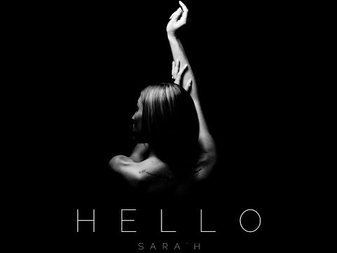 Sara'h - Hello (French Version Cover)