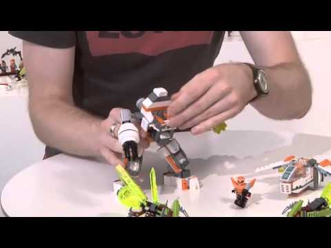 Lego galaxy squad мультфильм на русском