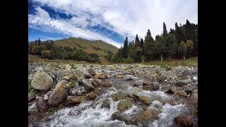 Абхазия. Восхождение на гору Мамзышха. Долина Ауадхара.