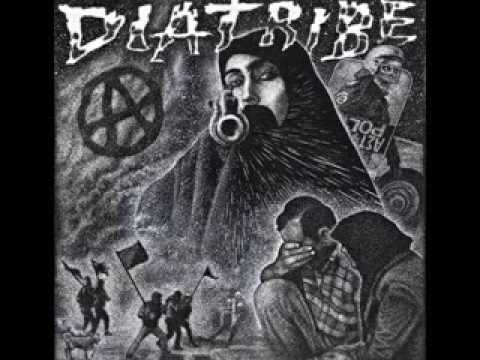 Diatribe - The Black Parade Lp