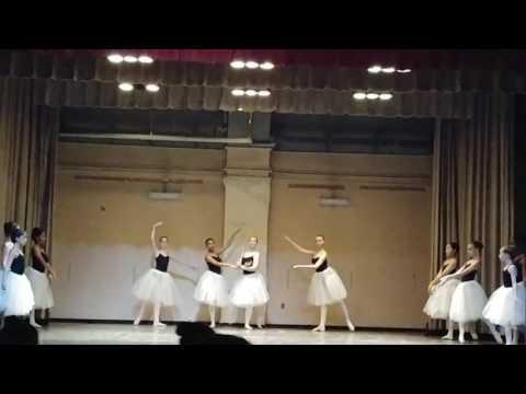 Agnessa. Dance 1. Jillian Greis class. Brooklyn Ballet Show.2017