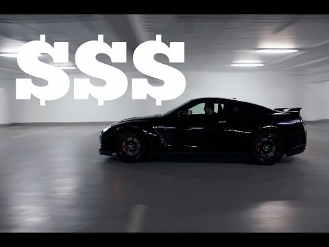 How Much Did My GTR Cost?