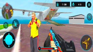 Police Gangster Shooting Simulator - Police Duty Games - Android GamePlay
