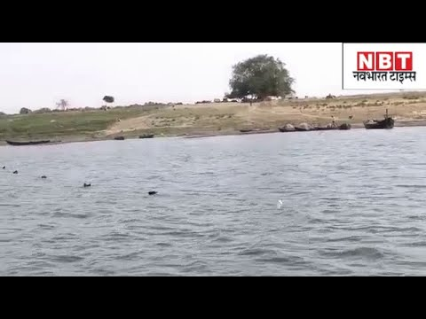 Bihar की Nitish Kumar Government ने Ganga में तान दिया महाजाल, Watch Video । NBT