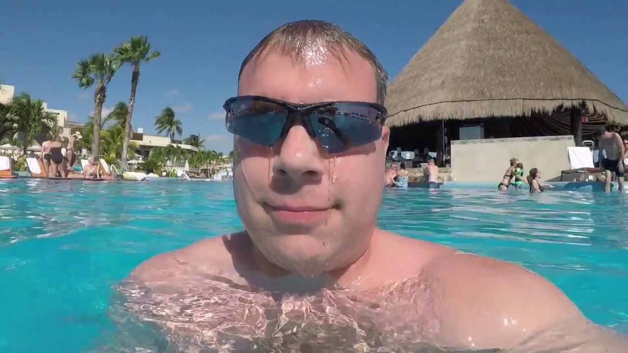 cancun christmas vacation 2016 moon palace