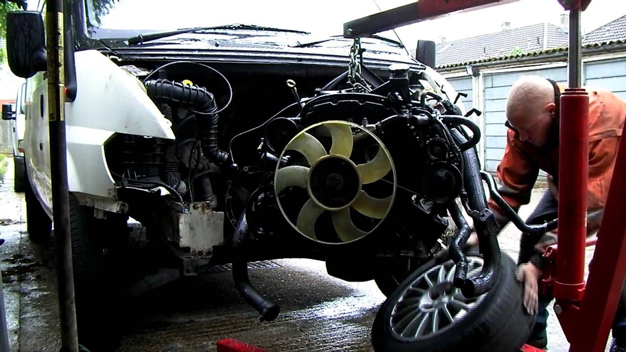 2010 Vw Gti Engine Diagram Transit Mk6 Engine Job 2 Youtube