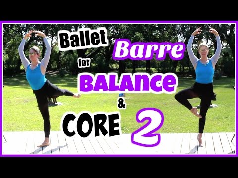 Ballet Barre Workout for Balance & Core, 2nd Edition | Kathryn Morgan