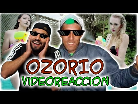 LA MEJOR CANCION DE REGGAETON DE YOUTUBE | Video Reaccion | Ozorio - Se