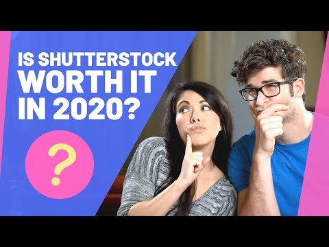 Stock Photography for Beginners   Is Shutterstock Worth it in 2020?